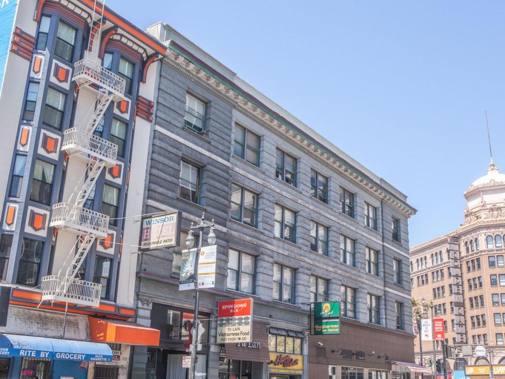 Winsor Hotel San Francisco